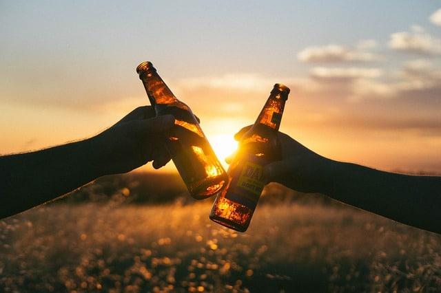 Jedes wochenende alkohol folgen