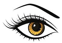 Die Augen verraten meist mehr, als einem lieb ist