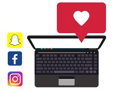 Nutze Social Media, um deinen oder deine Ex zurückzugewinnen