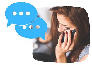 Nimm wieder Kontakt zu deinem Ex auf