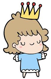 Sei wie eine Königin